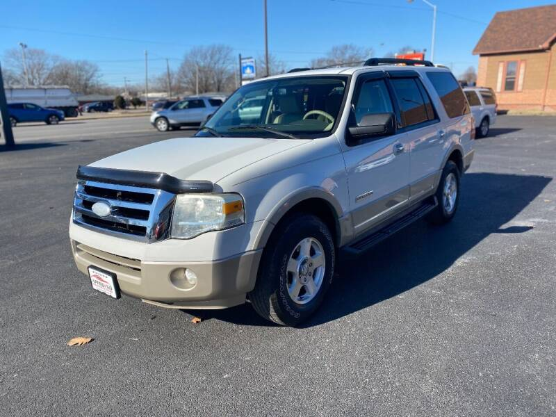 2008 Ford Expedition for sale at Approved Automotive Group in Terre Haute IN