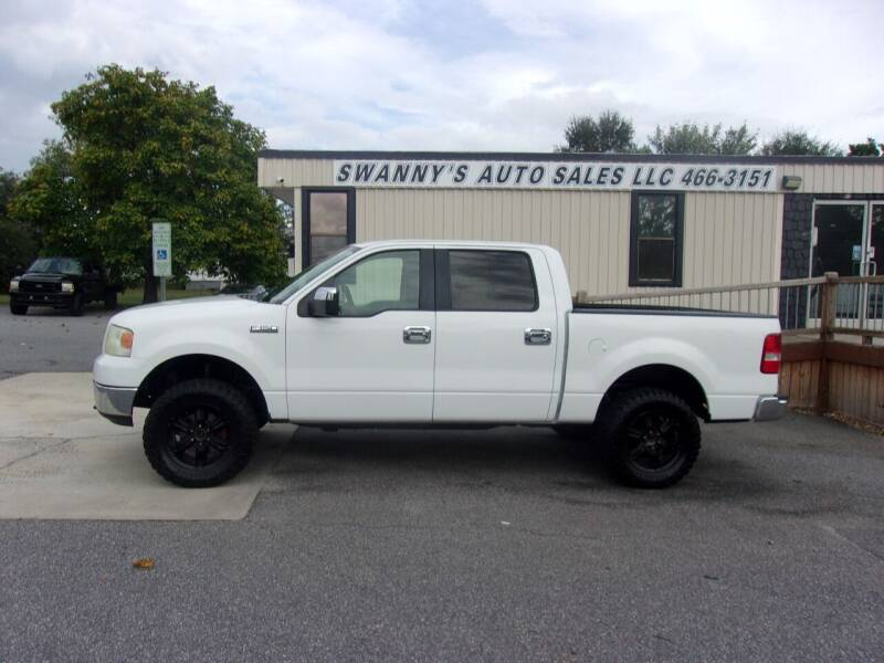 2005 Ford F-150 for sale at Swanny's Auto Sales in Newton NC
