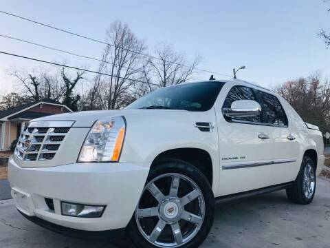 2011 Cadillac Escalade EXT for sale at Cobb Luxury Cars in Marietta GA