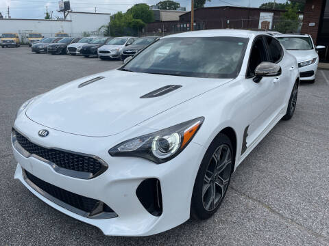 2021 Kia Stinger for sale at East Memphis Auto Center in Memphis TN