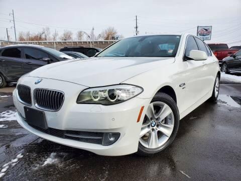 2012 BMW 5 Series for sale at LA Motors LLC in Denver CO