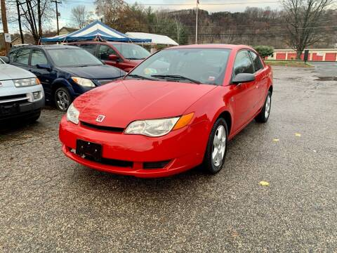 2007 Saturn Ion for sale at Used Cars 4 You in Serving NY