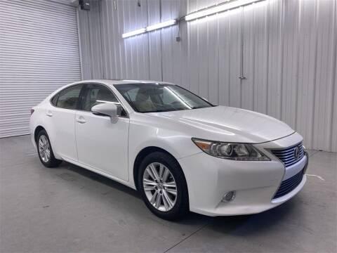 2014 Lexus ES 350 for sale at JOE BULLARD USED CARS in Mobile AL