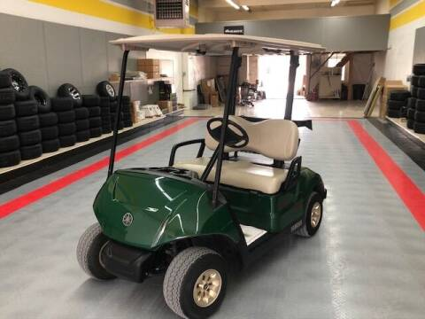 2017 Yamaha Electric DR2 Golf Car for sale at Curry's Body Shop in Osborne KS
