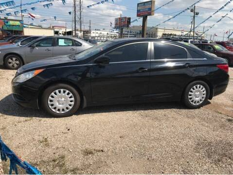 2012 Hyundai Sonata for sale at Jerry Allen Motor Co in Beaumont TX