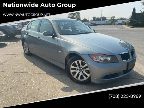 2006 BMW 3 Series for sale at Nationwide Auto Group in Melrose Park IL