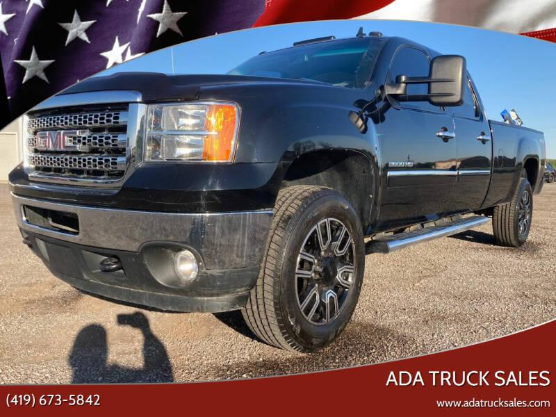 2013 GMC Sierra 2500HD for sale at Ada Truck Sales in Ada OH