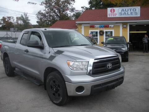 2010 Toyota Tundra for sale at One Stop Auto Sales in North Attleboro MA