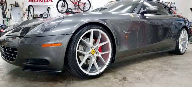 2006 Ferrari 612 Scaglietti for sale at R & R Motors in Queensbury NY