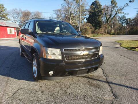2007 Chevrolet Suburban for sale at GA Auto IMPORTS  LLC in Buford GA