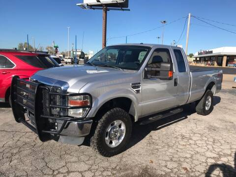 2010 Ford F-250 Super Duty for sale at Superior Used Cars LLC in Claremore OK