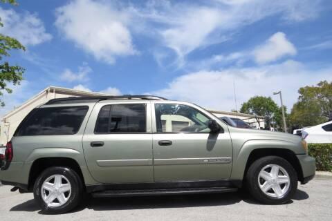 2003 Chevrolet TrailBlazer for sale at Love's Auto Group in Boynton Beach FL