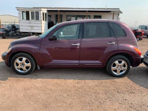 2001 Chrysler PT Cruiser for sale at PYRAMID MOTORS - Fountain Lot in Fountain CO