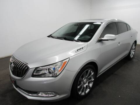 2014 Buick LaCrosse for sale at Automotive Connection in Fairfield OH