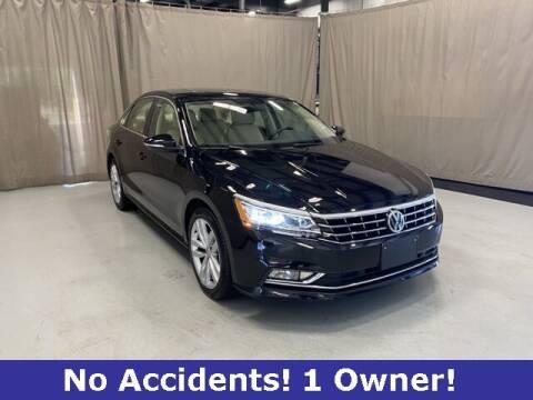 2018 Volkswagen Passat for sale at Vorderman Imports in Fort Wayne IN