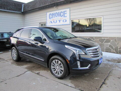 2017 Cadillac XT5 for sale at Choice Auto in Carroll IA