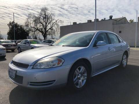 2014 Chevrolet Impala Limited for sale at C J Auto Sales in Riverbank CA