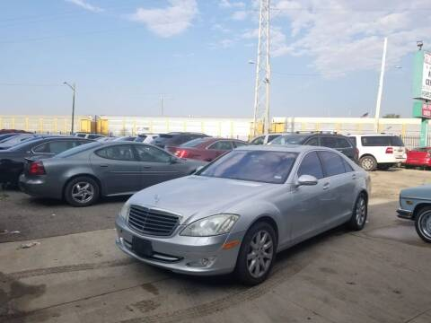 2007 Mercedes-Benz S-Class for sale at Five Star Auto Center in Detroit MI
