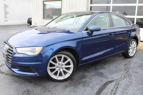 2015 Audi A3 for sale at Platinum Motors LLC in Reynoldsburg OH