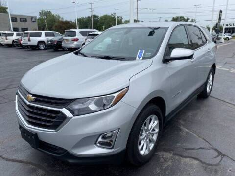 2018 Chevrolet Equinox for sale at Cappellino Cadillac in Williamsville NY