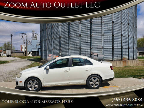 2008 Volkswagen Jetta for sale at Zoom Auto Outlet LLC in Thorntown IN