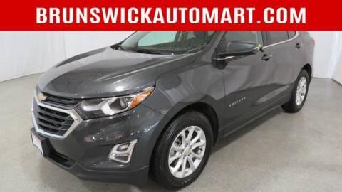 2019 Chevrolet Equinox for sale at Brunswick Auto Mart in Brunswick OH