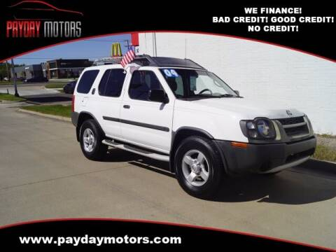 2004 Nissan Xterra for sale at Payday Motors in Wichita KS