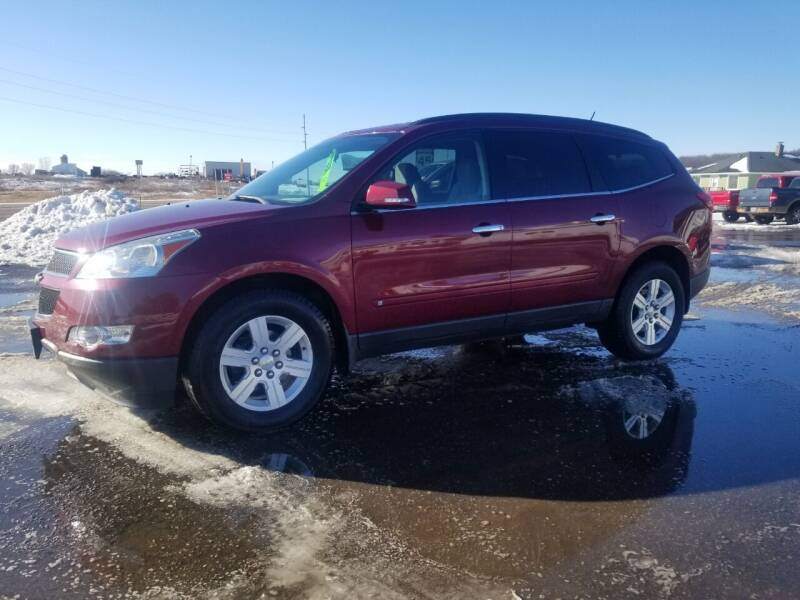 2010 Chevrolet Traverse for sale at D AND D AUTO SALES AND REPAIR in Marion WI