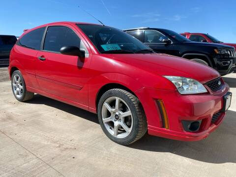 2007 Ford Focus for sale at FAST LANE AUTOS in Spearfish SD