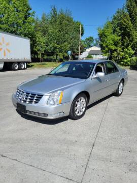 2008 Cadillac DTS for sale at RICKIES AUTO, LLC. in Portland OR