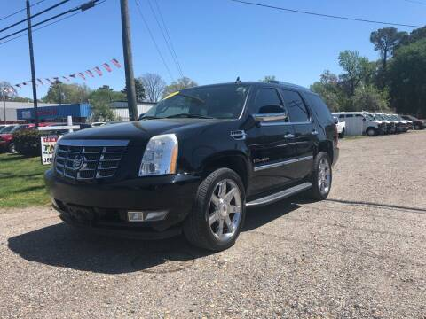2009 Cadillac Escalade for sale at Mega Autosports in Chesapeake VA