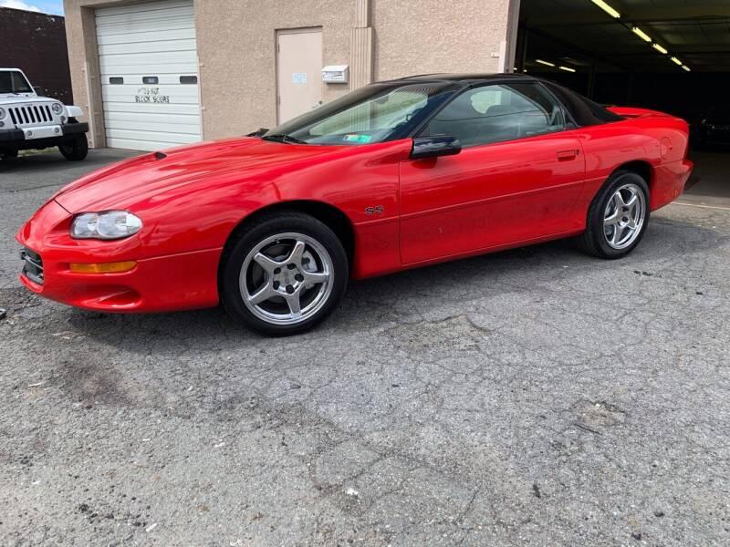 1998 Chevrolet Camaro Z28 SS