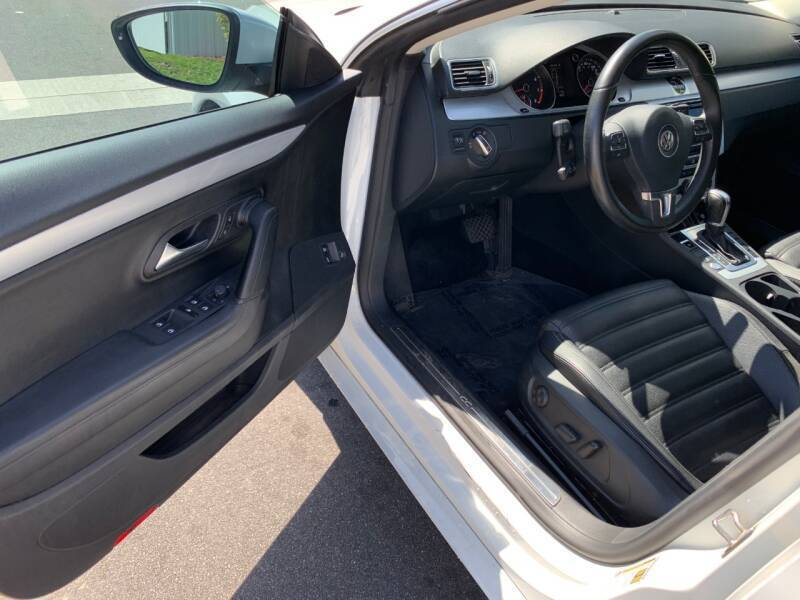 2016 Volkswagen CC 2.0T Sport 4dr Sedan - Davie FL