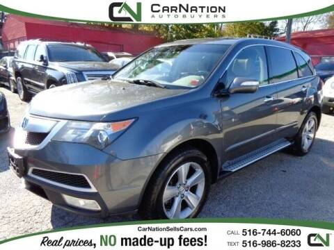 2010 Acura MDX for sale at CarNation AUTOBUYERS, Inc. in Rockville Centre NY