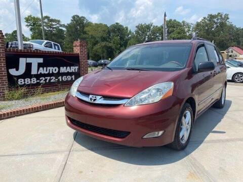 2006 Toyota Sienna for sale at J T Auto Group in Sanford NC