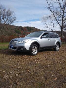 2014 Subaru Outback for sale at Valley Motor Sales in Bethel VT
