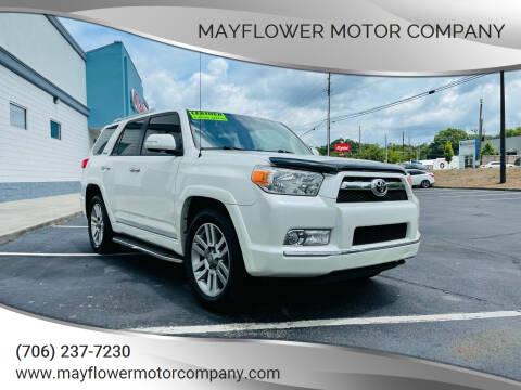 2012 Toyota 4Runner for sale at Mayflower Motor Company in Rome GA