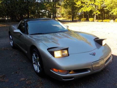 2002 Chevrolet Corvette for sale at Salton Motor Cars in Alpharetta GA