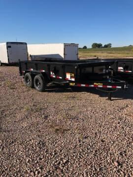 2022 Big Tex 14LP-14 Dump Box 14k #7981 for sale at Prairie Wind Trailers, LLC in Harrisburg SD