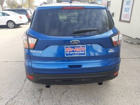 2017 Ford Escape for sale at Rev Auto in Clarion IA