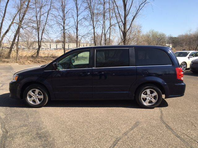 2012 Dodge Grand Caravan for sale at AM Auto Sales in Forest Lake MN