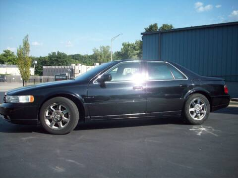 2001 Cadillac Seville for sale at Whitney Motor CO in Merriam KS