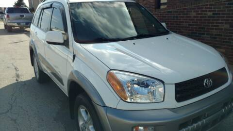 2001 Toyota RAV4 for sale at Graft Sales and Service Inc in Scottdale PA