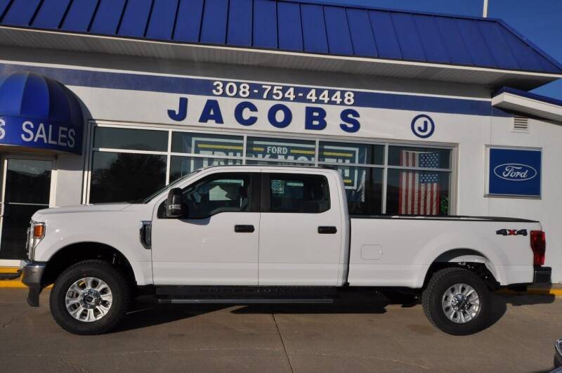2020 Ford F-250 Super Duty for sale at Jacobs Ford in Saint Paul NE