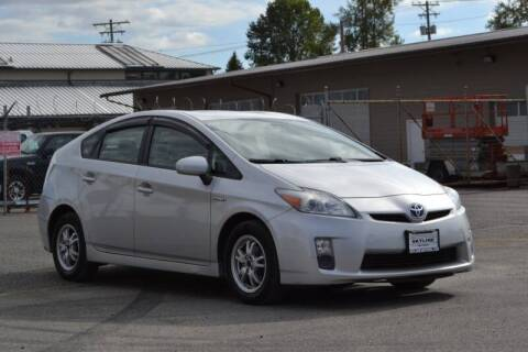 2011 Toyota Prius for sale at Skyline Motors Auto Sales in Tacoma WA