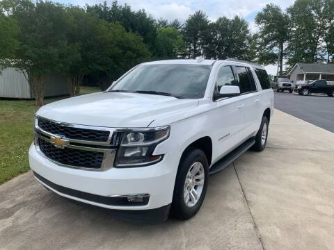 2015 Chevrolet Suburban for sale at Getsinger's Used Cars in Anderson SC