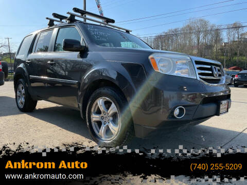 2012 Honda Pilot for sale at Ankrom Auto in Cambridge OH