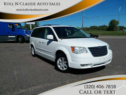2008 Chrysler Town and Country for sale at Kull N Claude Auto Sales in Saint Cloud MN