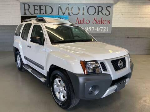2010 Nissan Xterra for sale at REED MOTORS LLC in Phoenix AZ