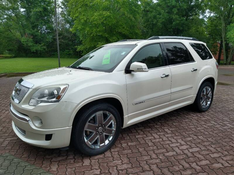 2012 GMC Acadia for sale at CARS PLUS in Fayetteville TN